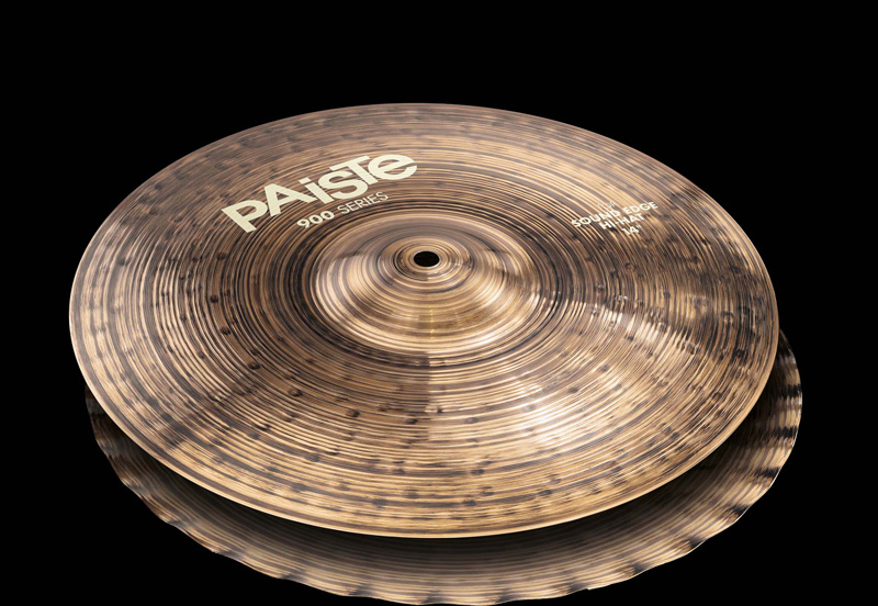 PAISTE 900 Series Sound Edge Hi-Hat 14