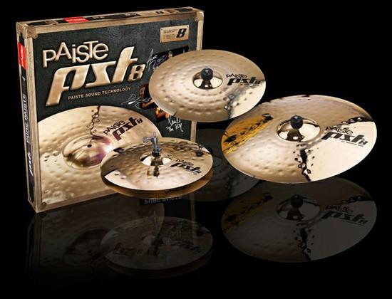 PAISTE PST-8 Rock Set