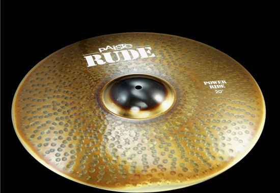 PAISTE Rude Power Ride 20