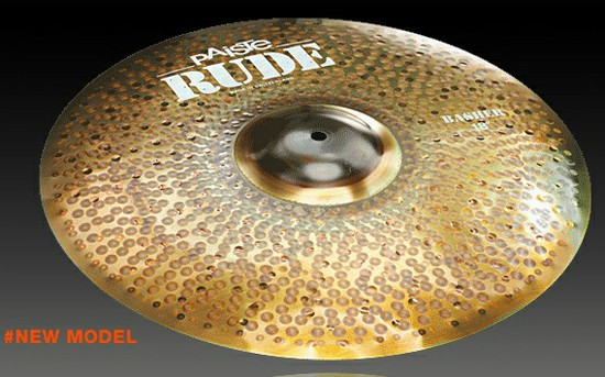 PAISTE RRUDE Basher Crash 20