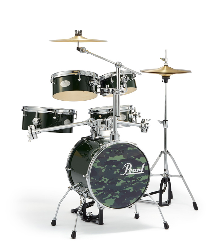 Pearl パール Rhythm Traveler Limited Color 2017 RT-645N/C #93 Alpine Green (Limited)