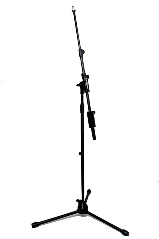 TASCAM カウンターウェイト付ブームタイプマイクスタンド TM-AM1