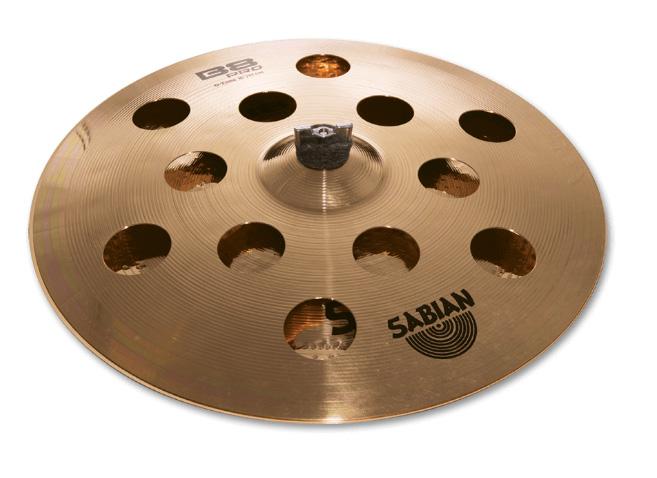 Sabian THE ARIGATOR SAB-AGT16/16-B スタックシンバル
