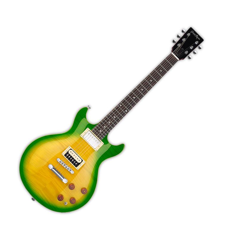 GrassRoots グラスルーツ エレキギター G-SR-IGUANA Ken Yokoyama Signature MODEL
