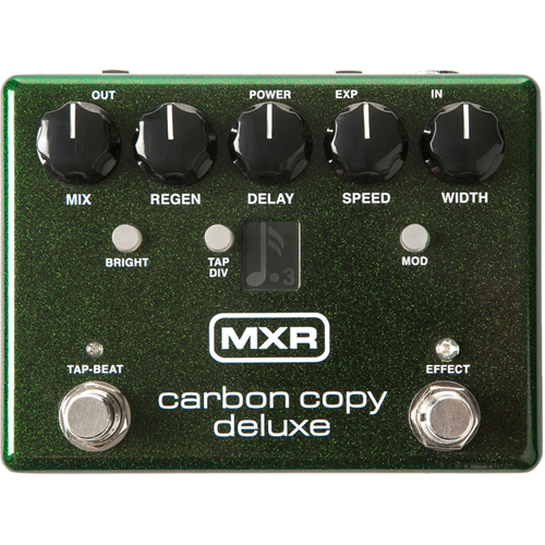 MXR M292 CARBON COPY DELUXE ANALOG DELAY アナログディレイ