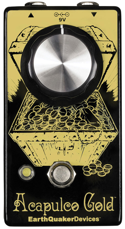 Earthquaker Acapulco Gold Power Amp Distortion