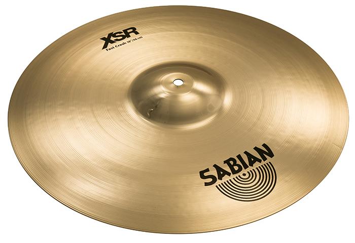"""Sabian XSR FAST Crash Thin 18""""XSR-18FC-B"""