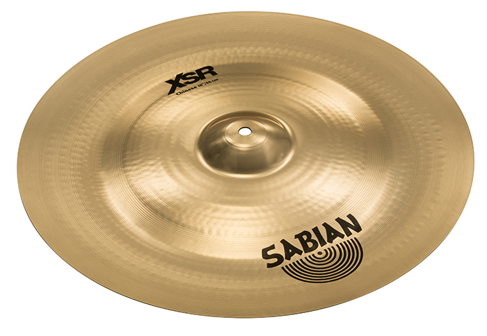 "Sabian XSR CHINESE (Thin) 18""XSR-18C-B"