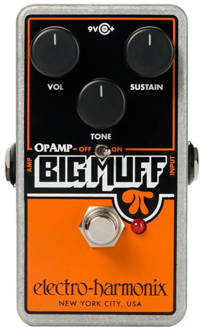 最終値下げ electro harmonix OP-AMP OP-AMP Big Muff Muff Distortion Big/ Sustainer, PrideMan プライドマン:c742dfc4 --- clftranspo.dominiotemporario.com