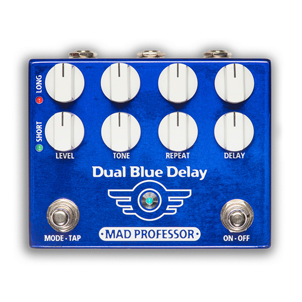【超ポイント祭?期間限定】 Mad Professor DUAL Professor DUAL FAC BLUE DELAY FAC, 恩納村:62b4c3f7 --- konecti.dominiotemporario.com