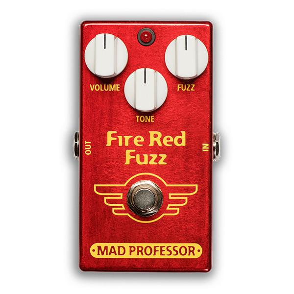 Mad Professor FIRE RED FUZZ FAC