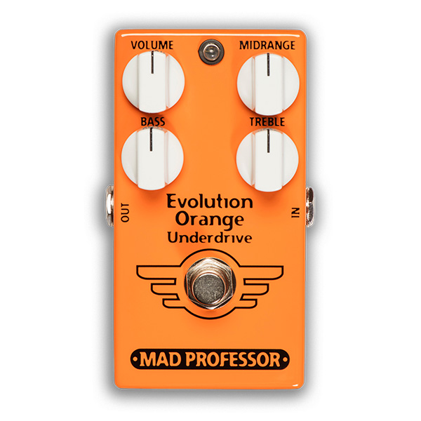 Mad Professor EVOLUTION ORANGE UNDERDRIVE FAC
