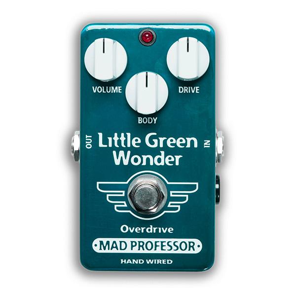 Mad Professor LITTLE GREEN WONDER HW