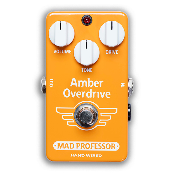 Mad Professor AMBER OVERDRIVE HW