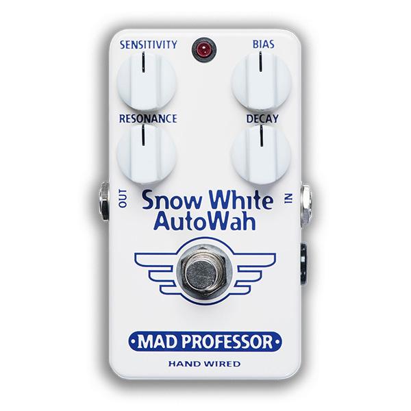 Mad Professor SNOW WHITE AUTOWAH HW