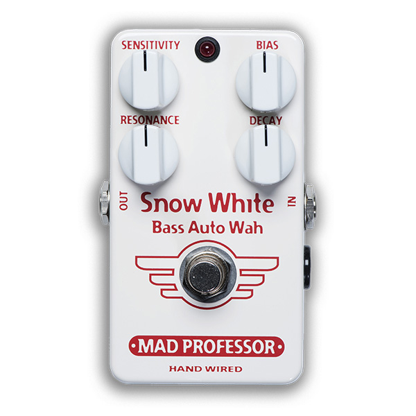 Mad Professor SNOW WHITE BASS AUTOWAH HW