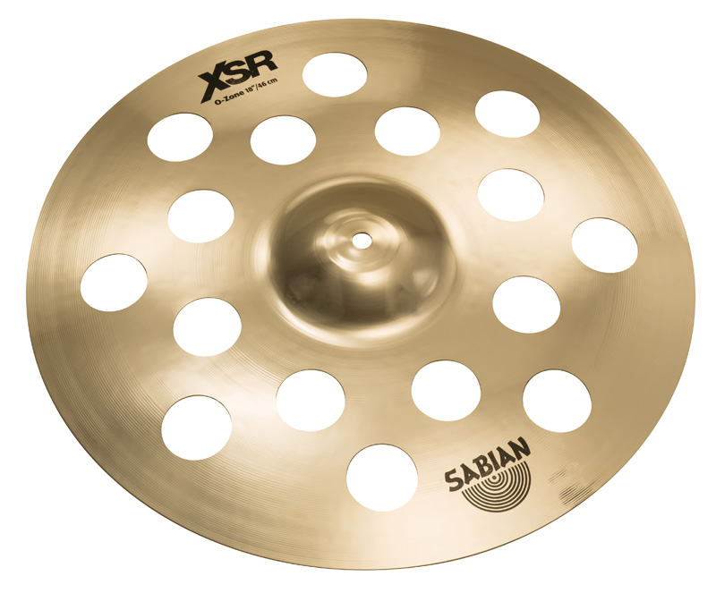 Sabian XSR O-ZONE CRASH XSR-18OZCS-B 18″ (Thin)