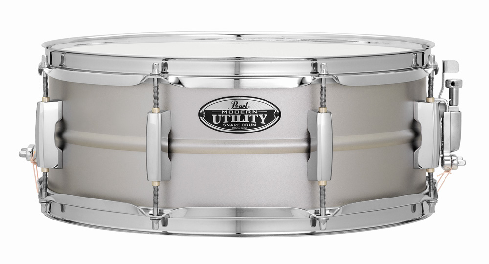 Pearl パール Modern Utility Steel Snare Drums スネアドラム MUS1455S