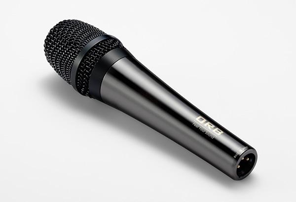 ORB オーブ / Clear Force Microphone Premium CF-3 ダイナミック型ワイヤードマイク