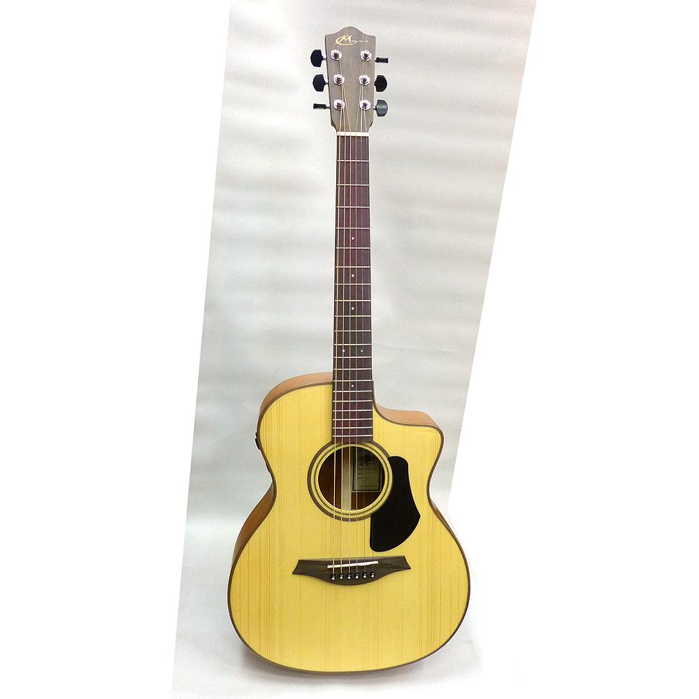 Mayson Atlas アコースティックギターPU付き ミニサイズ【ギグバッグ付き】