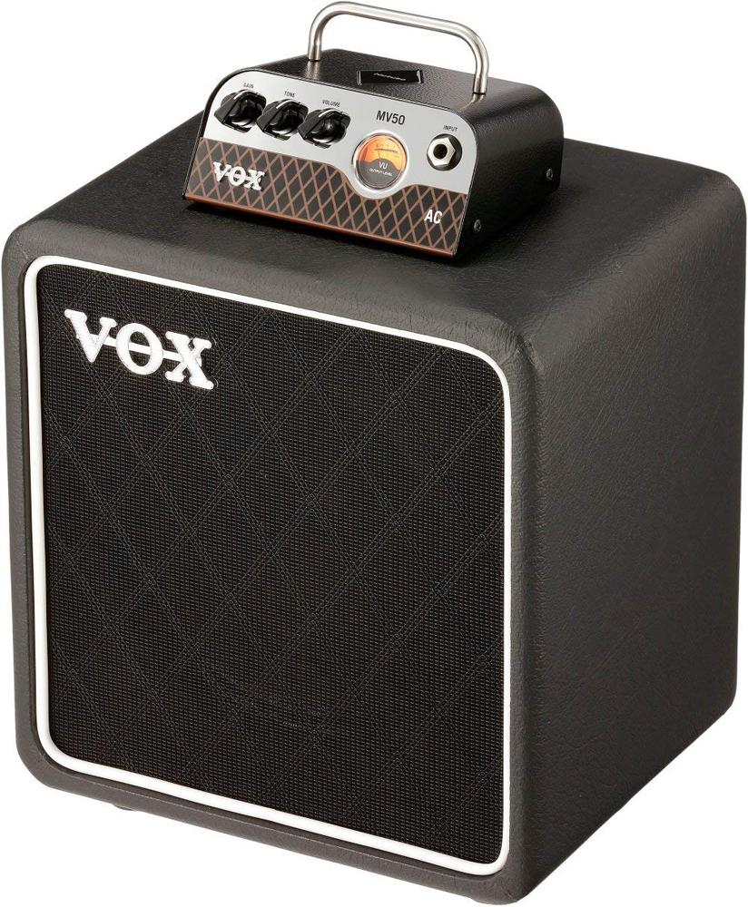 VOX 新真空管Nutube搭載 MV50 AC Set ギターアンプ ヘッド&キャビネットセット MV50-AC-SET