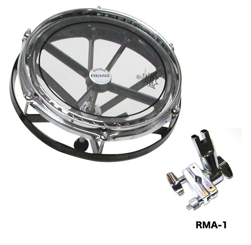 Remo ロートタム RTB-10 w/RMA-1