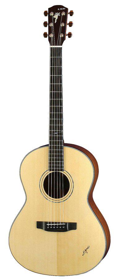 K.Yairi ANGEL Series RF-90 アコースティックギター ハードケース付