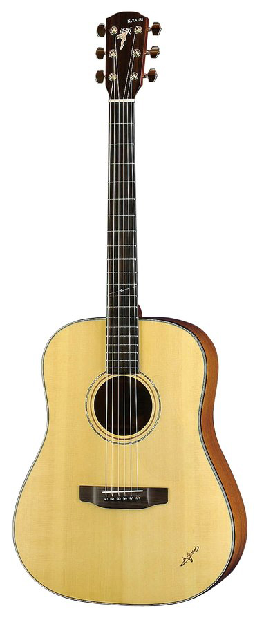 K.Yairi ANGEL Series LO-90 アコースティックギター ハードケース付