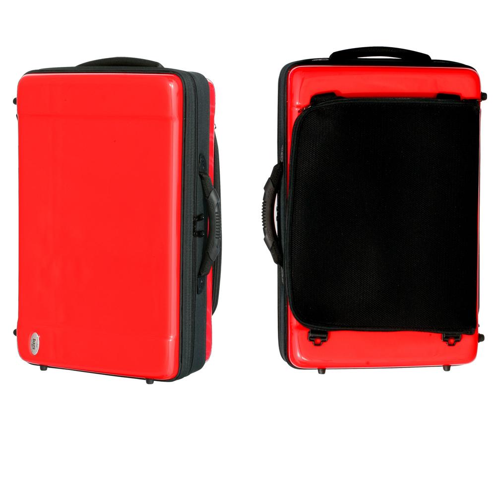 2019春大特価セール! bags(バッグス) RED トランペットケース ブラック EF4TR bags(バッグス) RED EF4TR 4本収納可, やまとショップ:cb5b84f9 --- portalitab2.dominiotemporario.com