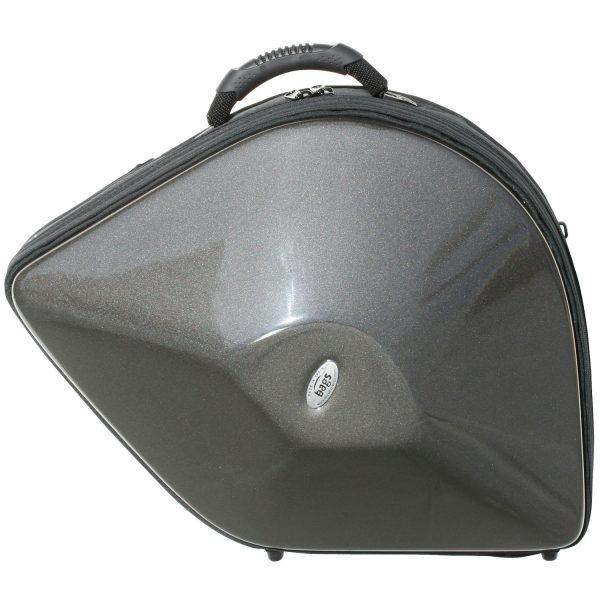 bags EVOLUTION FRENCH HORN ホルン用 ハードケース METALLIC GREY