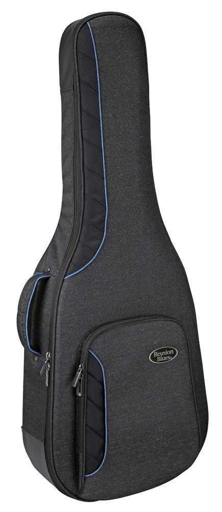 Reunion Blues RBC-C3 RB Continental Voyager Small Body Acoustic / Classic Guitar Case