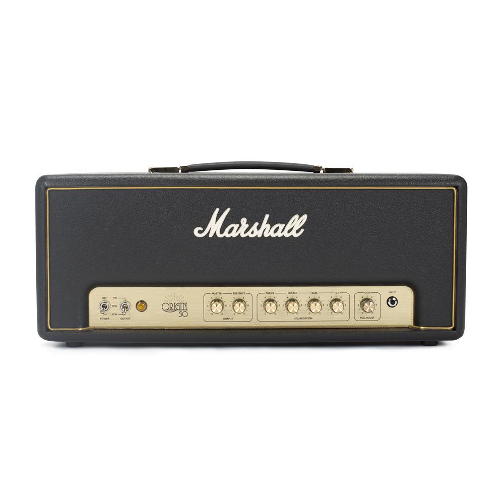 Marshall (マーシャル) Origin50H(50Wアンプヘッド)