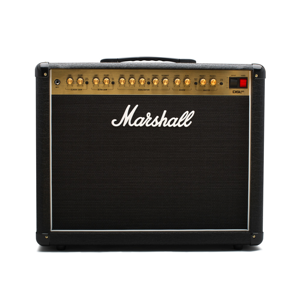 Marshall (マーシャル) DSL40C(40Wコンボアンプ)