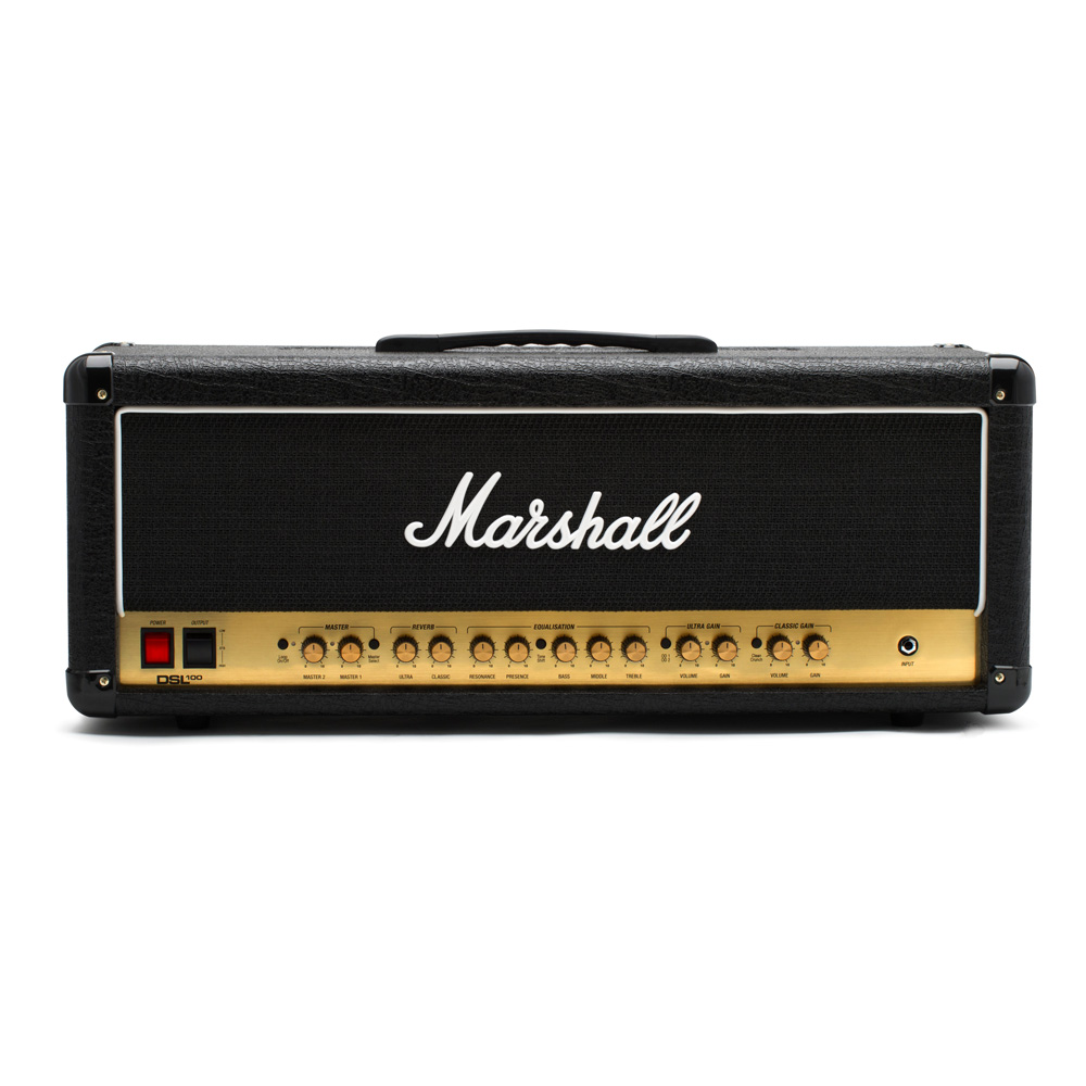 Marshall (マーシャル) DSL100H(100Wアンプヘッド)
