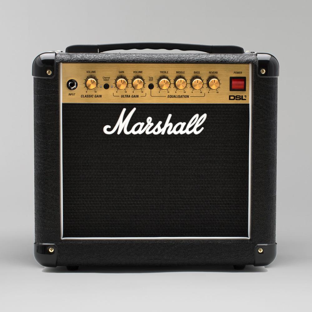 Marshall (マーシャル) DSL1C(1Wコンボアンプ)