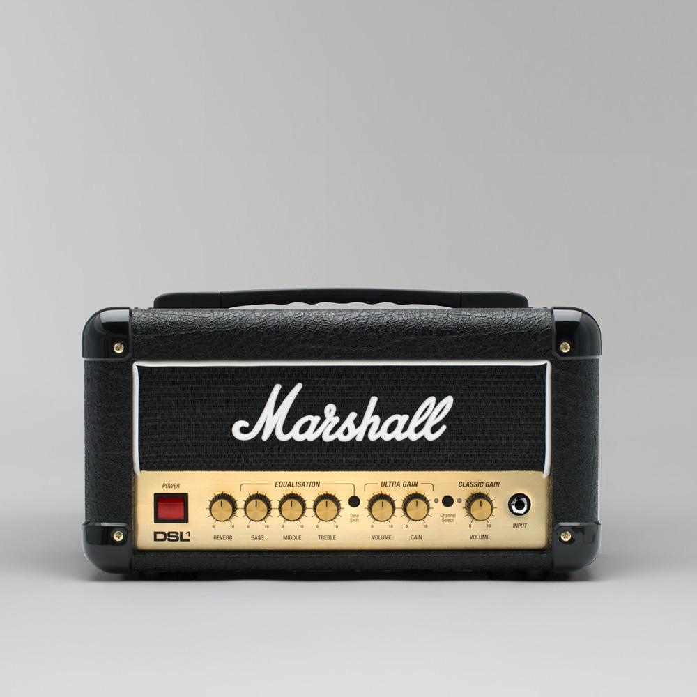 Marshall (マーシャル) DSL1H(1Wアンプヘッド)