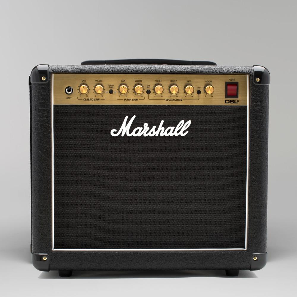 Marshall (マーシャル) DSL5C(5Wコンボアンプ)