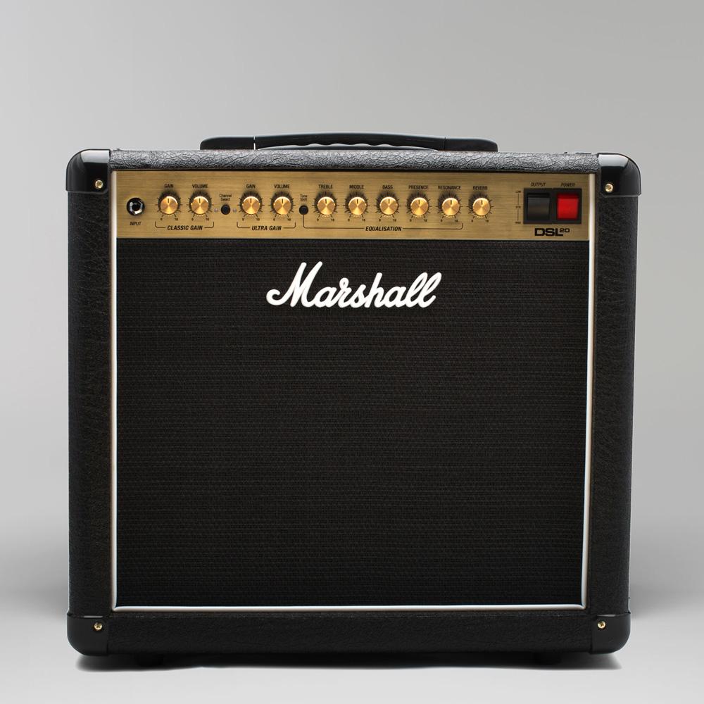 Marshall (マーシャル) DSL20C(20Wコンボアンプ)