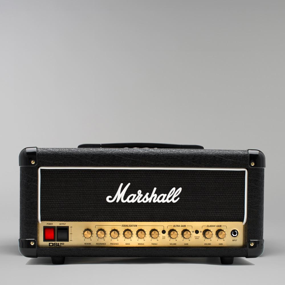 Marshall (マーシャル) DSL20H(20Wアンプヘッド)