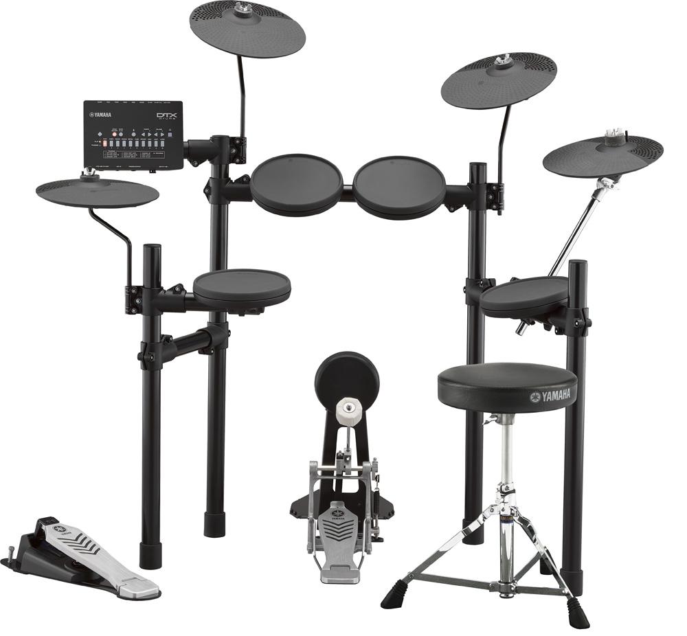 YAMAHA 電子ドラム DTX432KUPGS