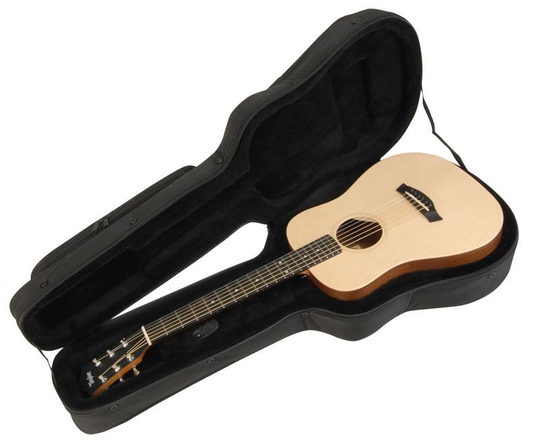 SKB SKB-SC300 Black 小型アコースティックギター用 セミハードケース