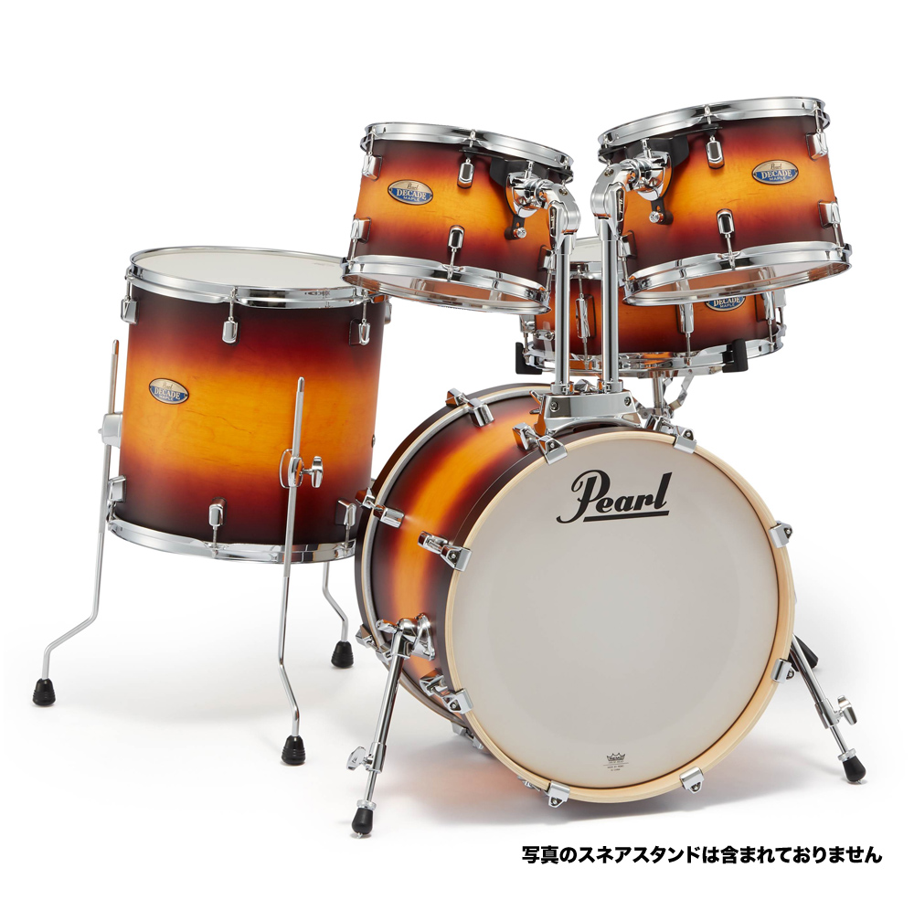 Pearl(パール) DECADE Maple BOP CLUB KIT DMP984P/C 10