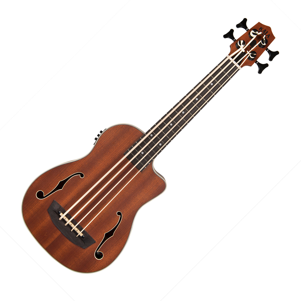 KALA カラ U・Bass ウクレレベース Journeyman マホガニーボディ UBASS-JYMN-FS (ケース付属)