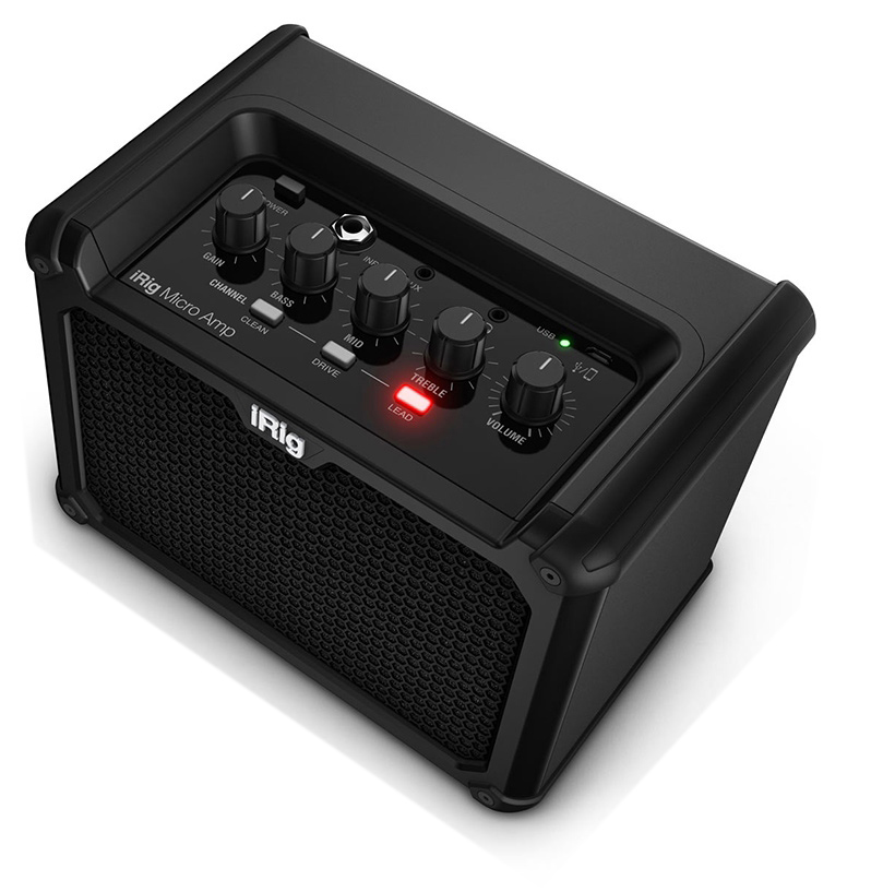 IK Multimedia iRig Micro Amp【国内正規品】