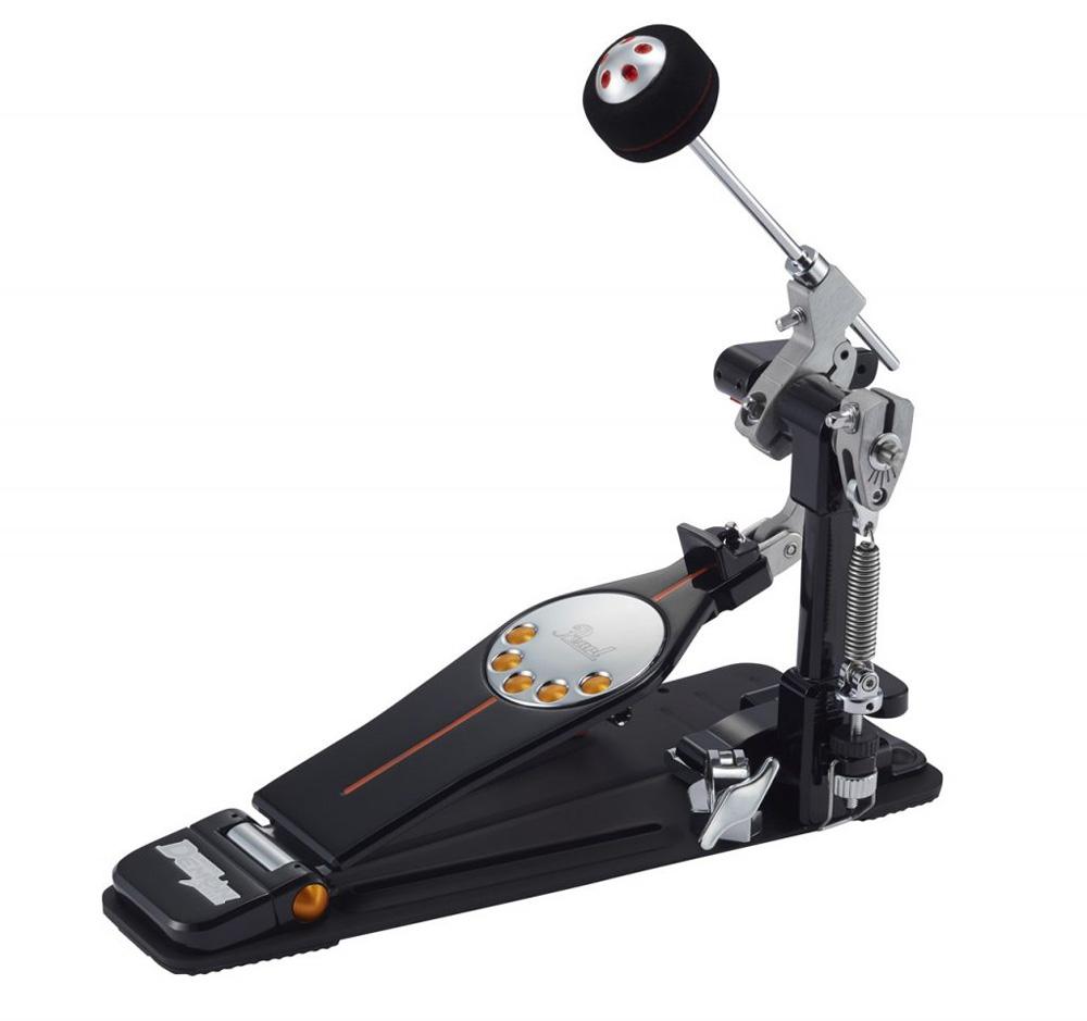 Pearl Demon Drive Drum Pedal P-3000D/B セミハードケース付き 限定ブラックバージョン