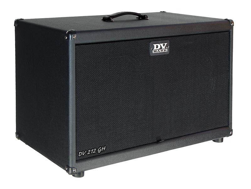DV MARK DV 212 GH 12インチ・ネオクラシックSP (x2) 搭載 グレッグハウシグネチャー・ギターキャビネット