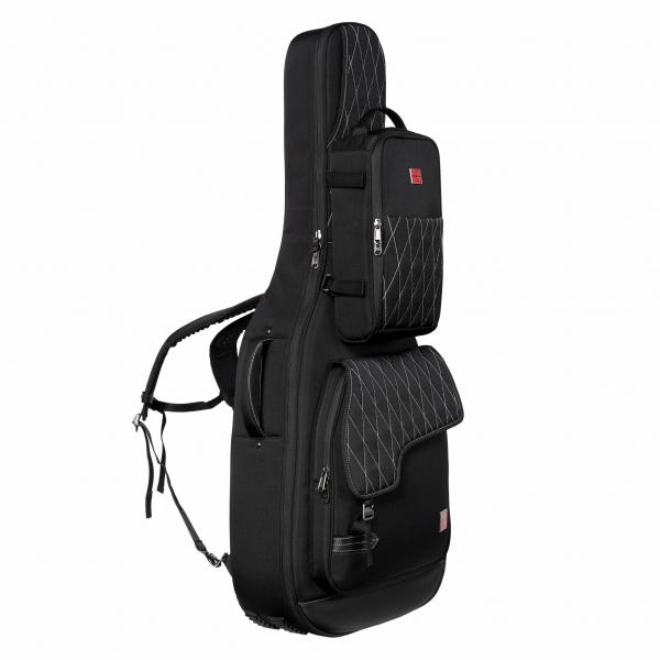 Music Area ドレッドノートタイプ用 RB30-DA-BLK アコースティックギター用 GIG BAG