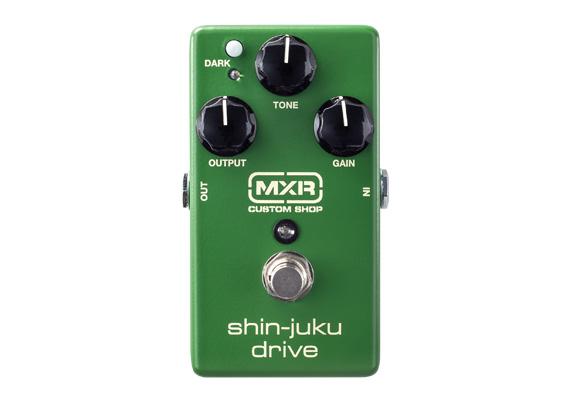 MXR カスタムショップ Shin-Juku Drive CSP035 エフェクター オーバードライブ