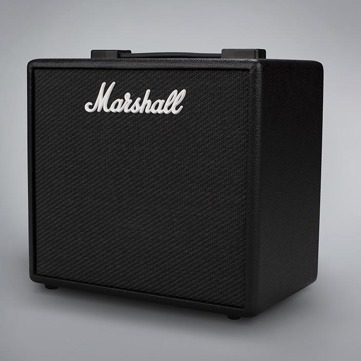 殿堂 Marshall (マーシャル) モデリングアンプ (マーシャル) Marshall CODE25 ギターアンプ CODE25 コンボ, イズミザキムラ:33aae57f --- konecti.dominiotemporario.com