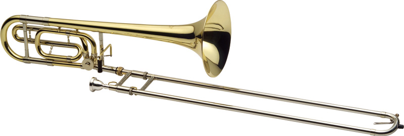 J.Michael B♭/F テナーバストロンボーン TB-650M ゴールド